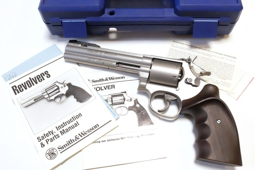Smith + Wesson 686-4 Practical Champion