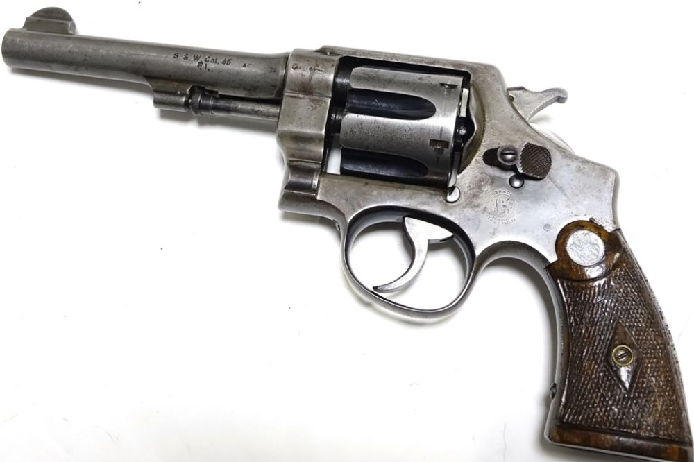 Smith & Wesson 1917 Brasilien 1937