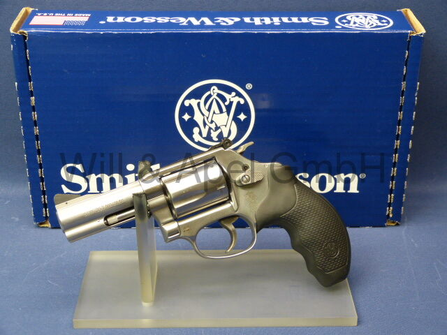 Smith & Wesson M60 3''