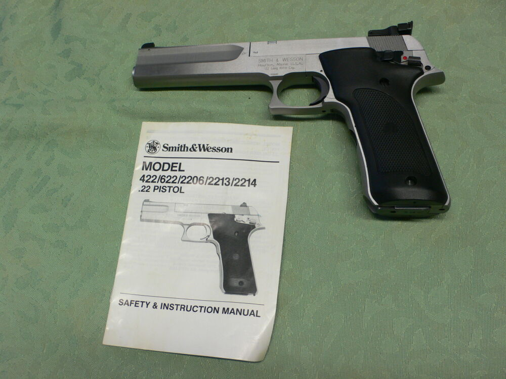 Smith&Wesson Mod.2206 Target