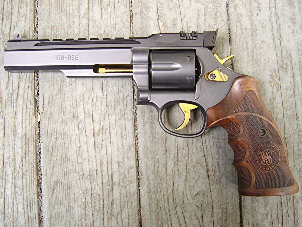 Smith & Wesson 686 Club 30 HBH-DSB