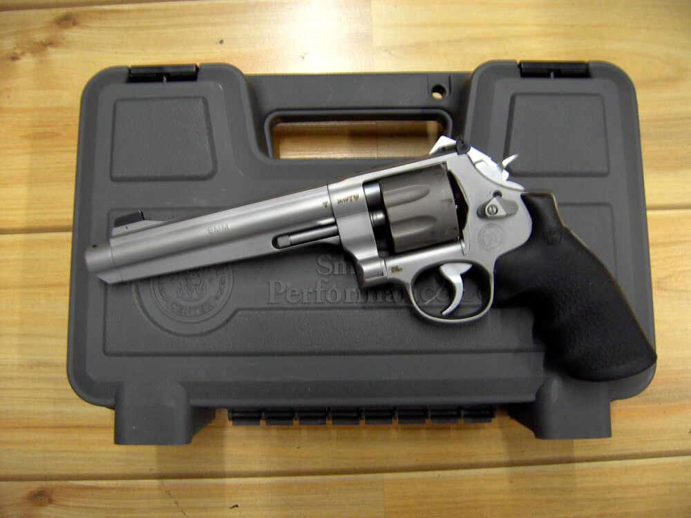 Smith & Wesson 929 PC  mit Jerry Miculek Signature