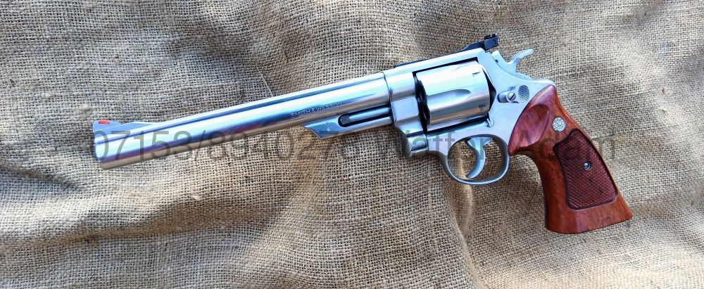 Smith & Wesson M.629-1, Lauf 8 3/8 Zoll