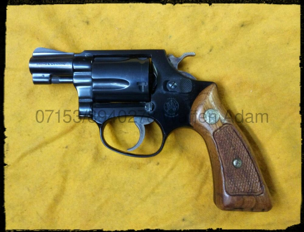 Smith & Wesson Mod. 37