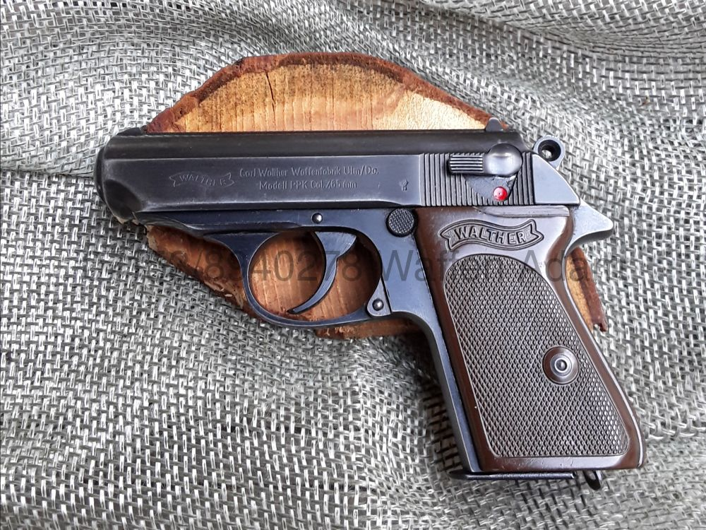 Walther Ulm 1966 PPk