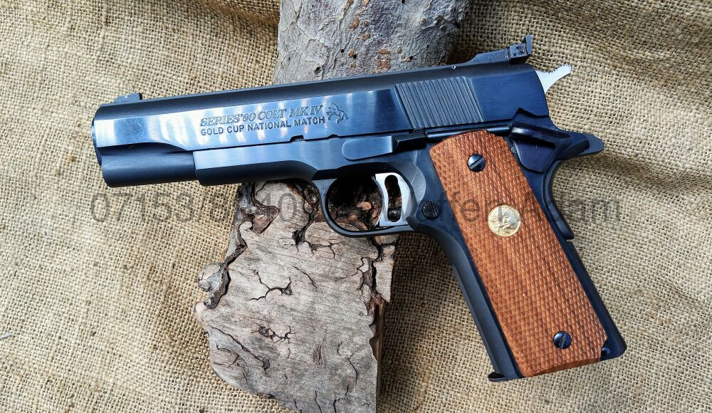 Colt 1911 Gold Cup National Match