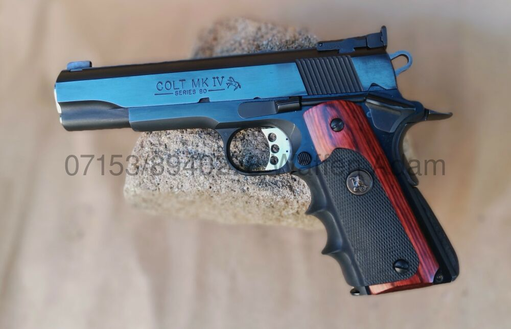 Colt 1911 MKIV Series 80 Government Model