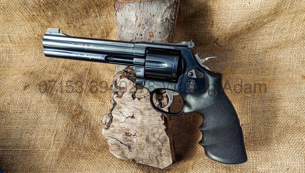 Smith & Wesson  6 Zoll 586
