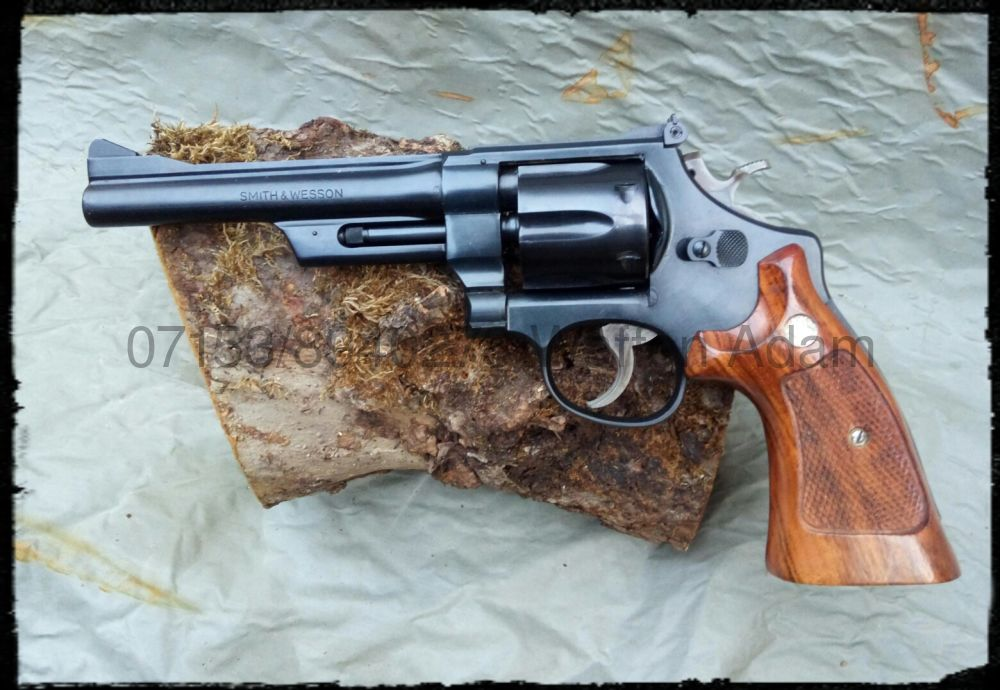Smith & Wesson M28 Highway Parolman 6Zoll