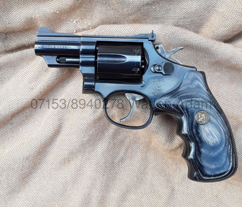 Smith & Wesson Mod. 19-5,  2,5""