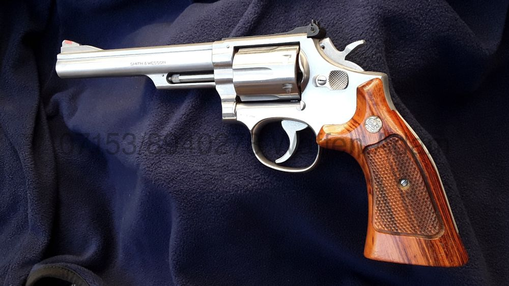 Smith & Wesson M 66-1