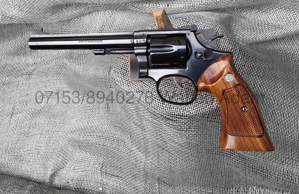 Smith & Wesson MASTERPIECE M17-2