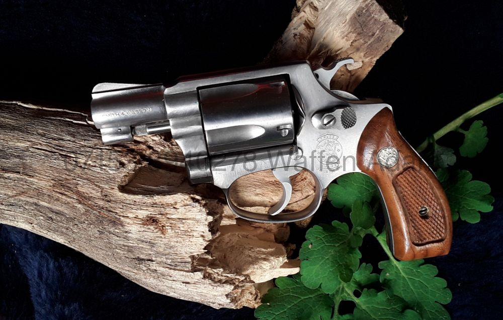 Smith & Wesson Mod. 60 Stainless