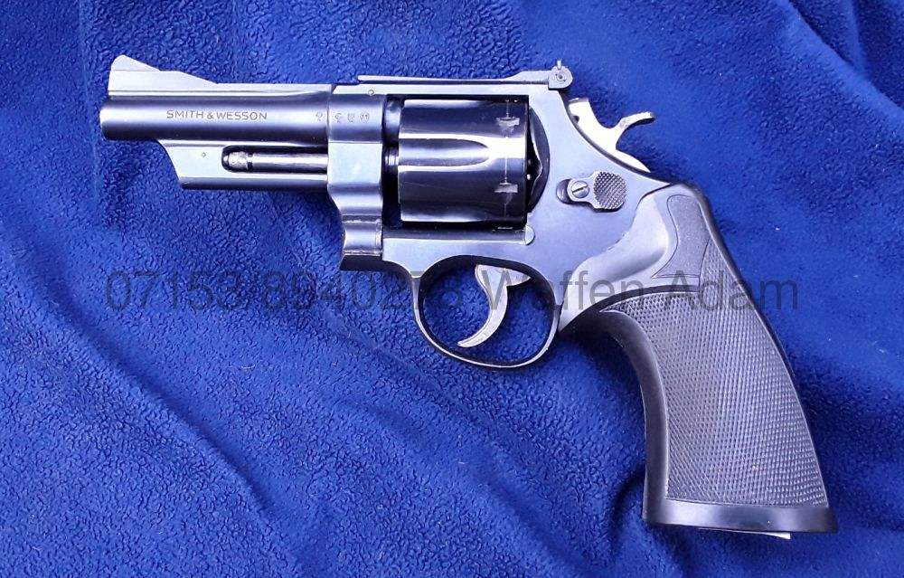 Smith & Wesson M28 Highway Patrolman 4Zoll