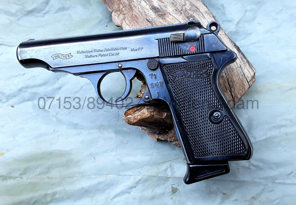 Walther  WKII PP