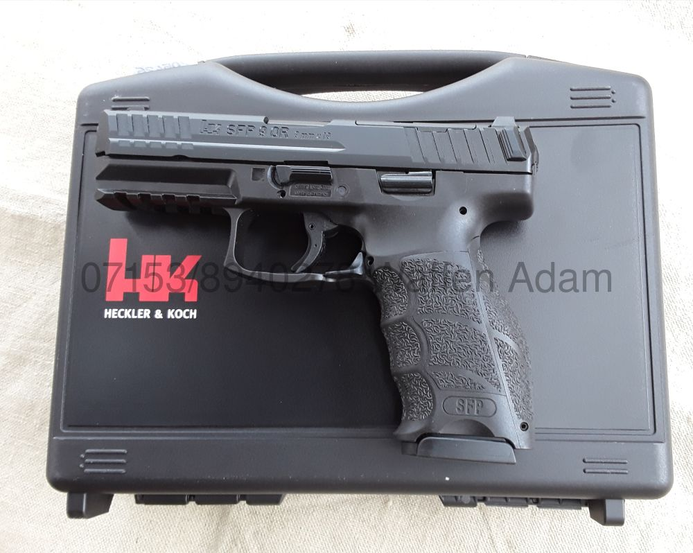 Heckler & Koch SFP9 OR
