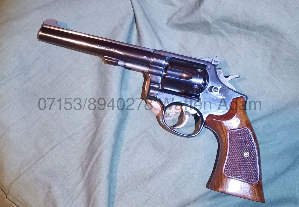 Smith & Wesson M.17-2