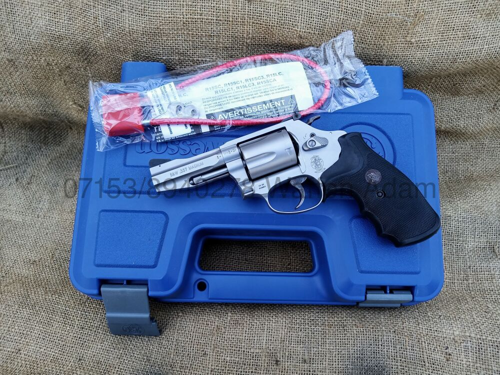 Smith & Wesson  3 Zoll Mod.60-15 Pro Serie