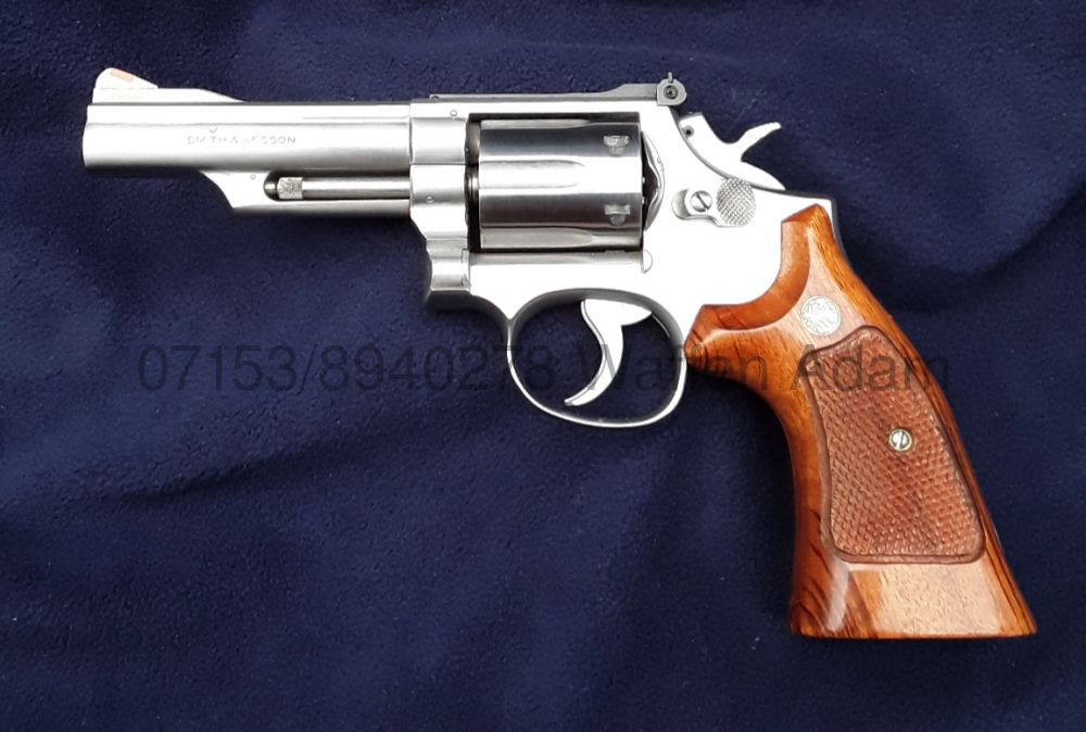 Smith & Wesson Mod. 66 Stainless