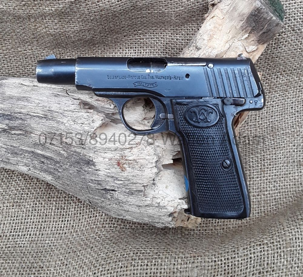 Walther Offizierspistole Modell 4