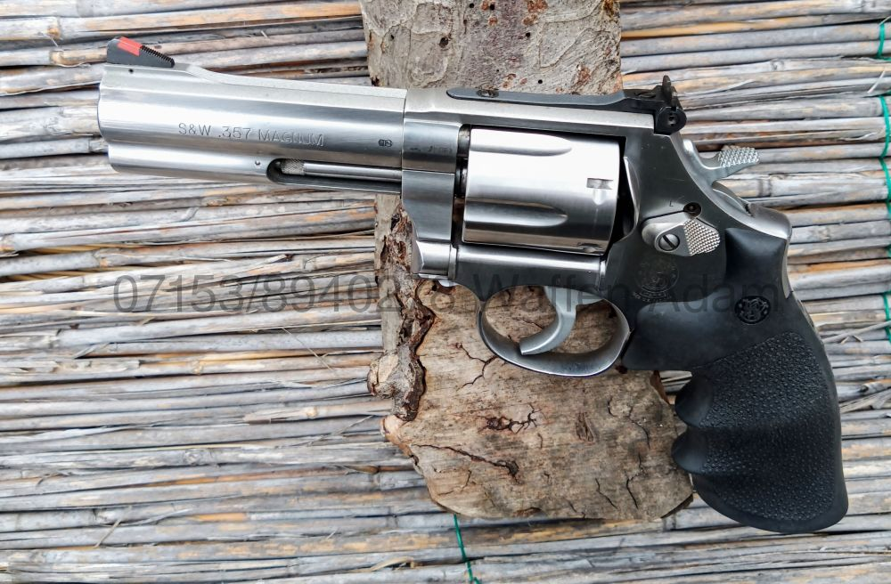 Smith & Wesson 686-6, 4Zoll