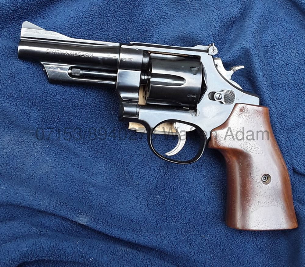 Smith & Wesson Highway Patrolman 4Zoll