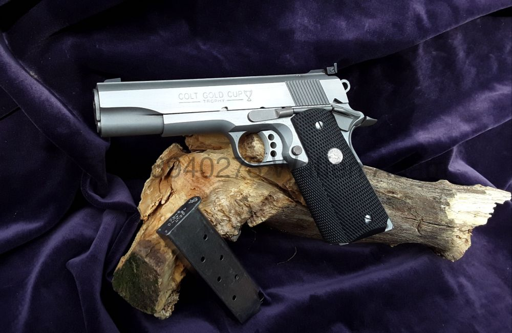 Colt,  USA 1911 Gold Cup Trophy stainless