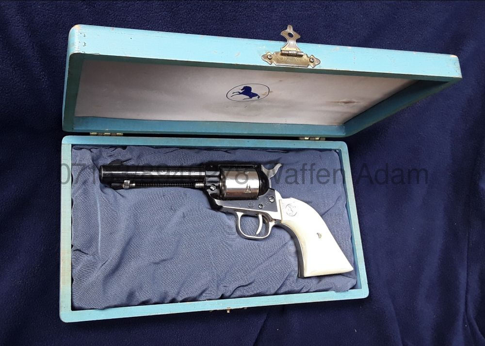 Colt U.S.A Commemorative Colt Nevada Battle Born Scout,  1864-1964
