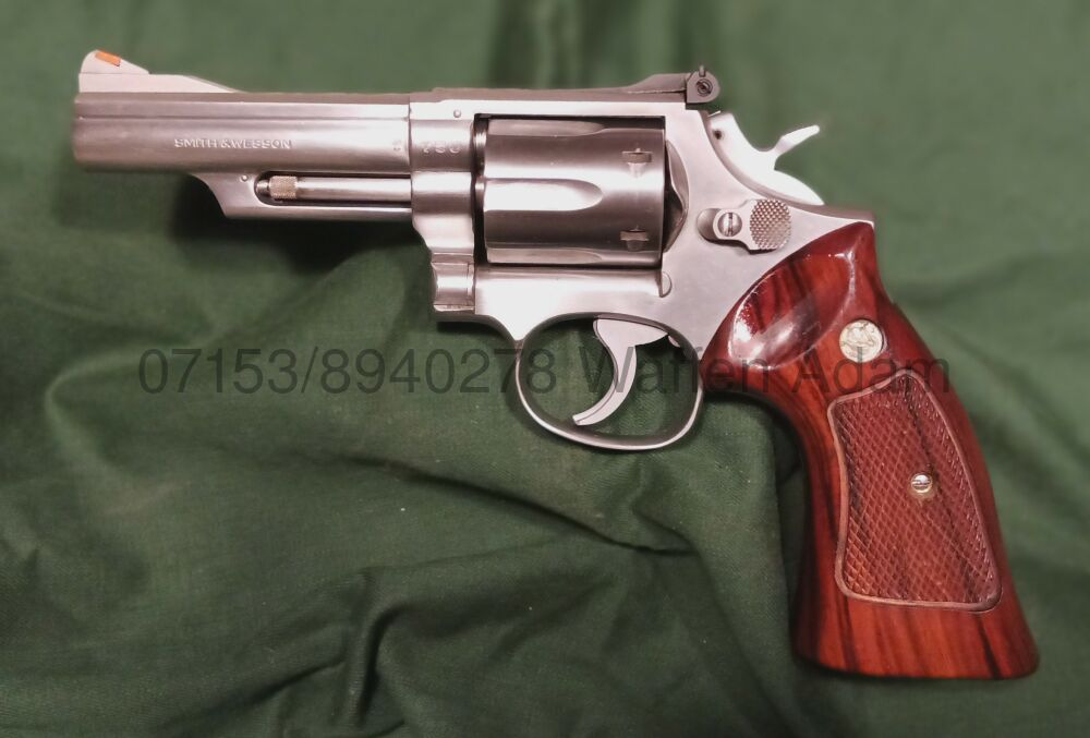 Smith & Wesson Modell 66 4 Zoll