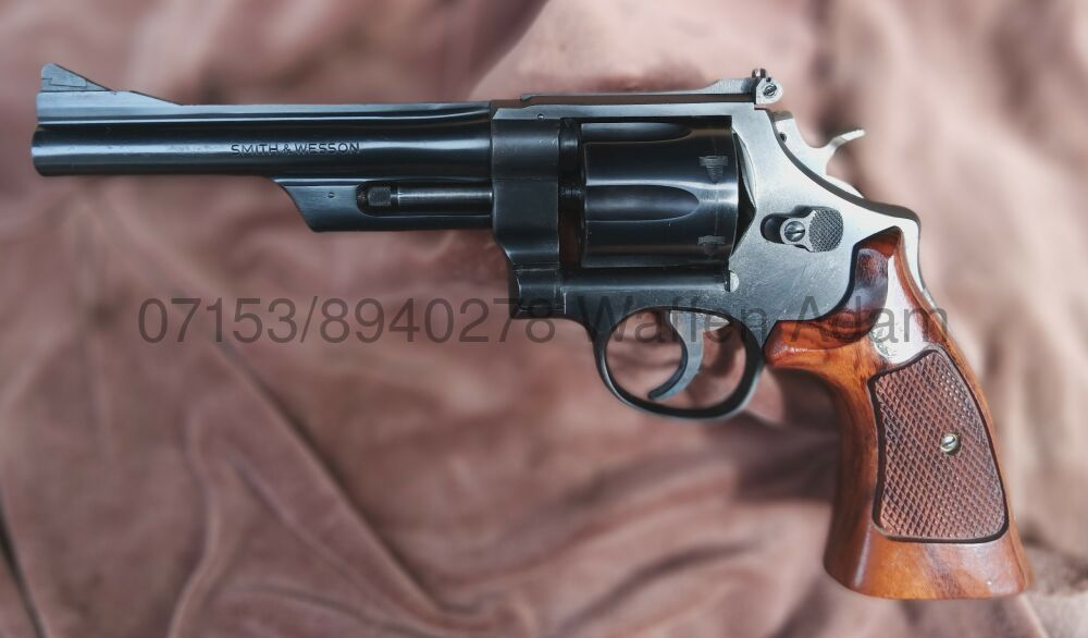 Smith & Wesson  6 Zoll Highway Patrolman