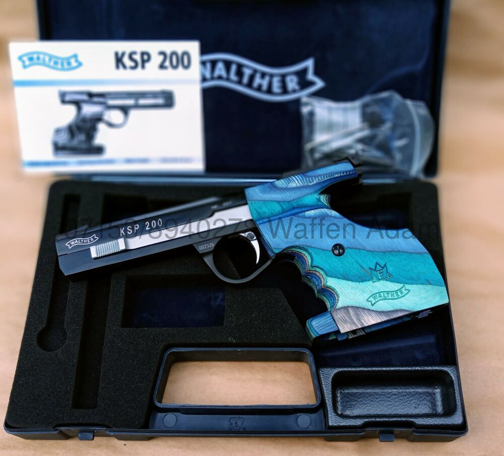Walther KSP 200