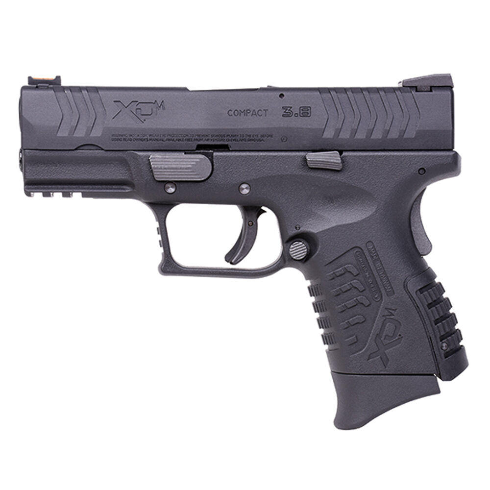 Springfield Armory Springfield XDM Compact Kal. 4,5mm Stahlkugeln