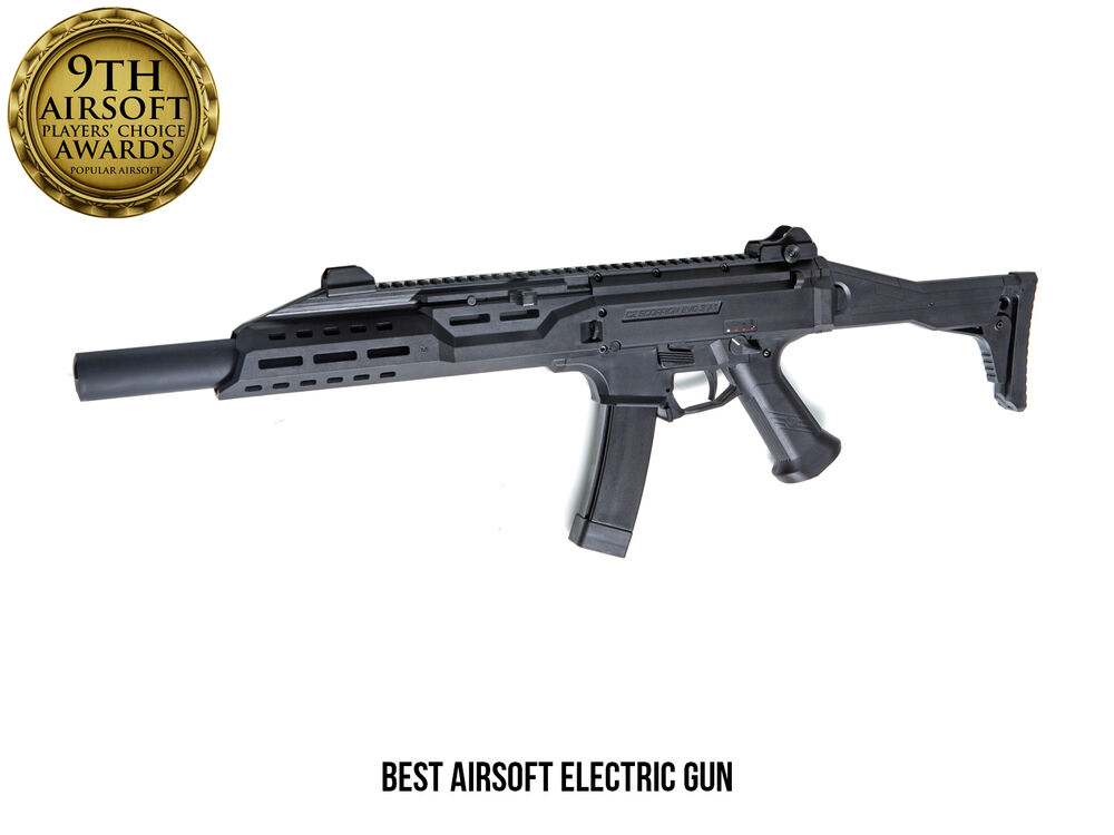 ActionSportGames (Airsoft) PTB CZ Scorpion EVO 3 A1 B.E.T 6mm Airsoft SMG SAEG ab18