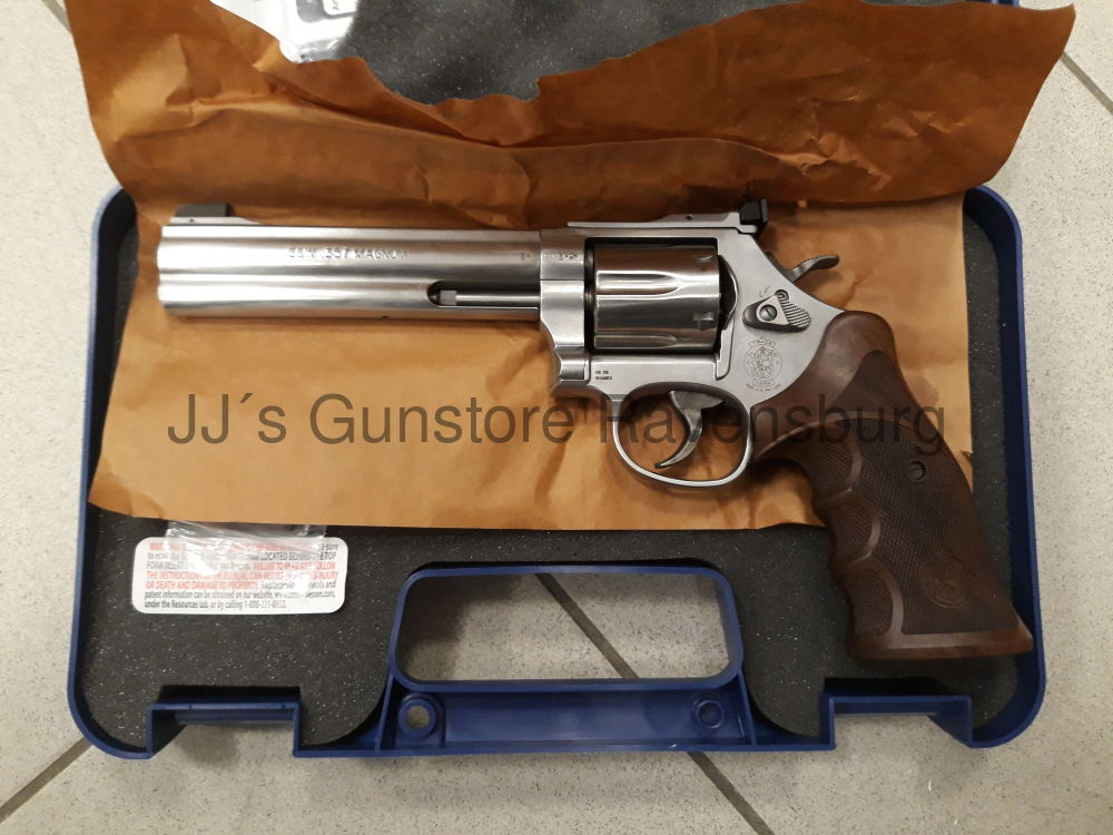 Smith&Wesson 686 Target Champion DeLuxe