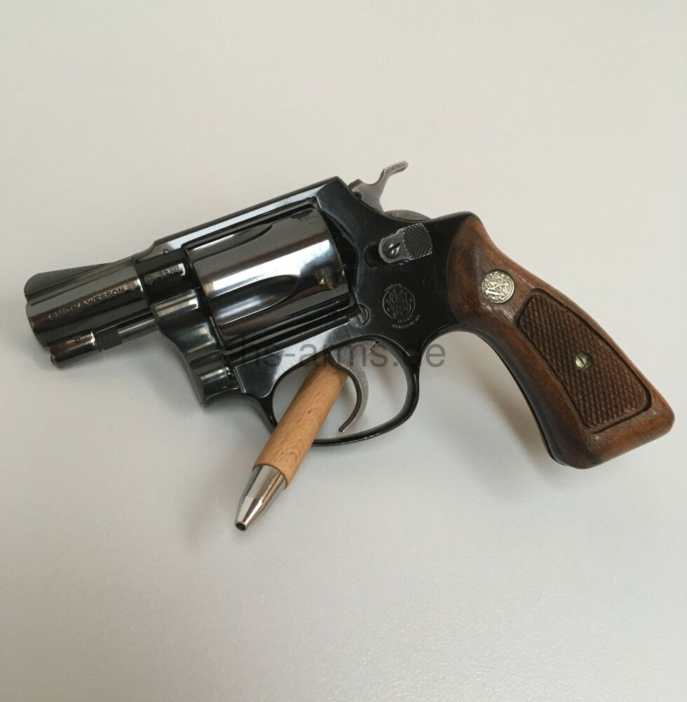 Smith and Wesson Smith and Wesson Airweight 38. Spec. CTG Model 37