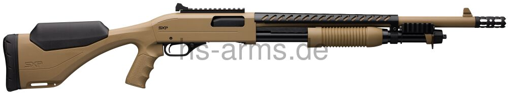 Winchester SXP XTREM Dark Earth Defender