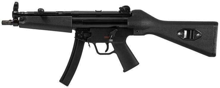 Heckler & Koch HK SP5 - 9mm Luger - (MP5)