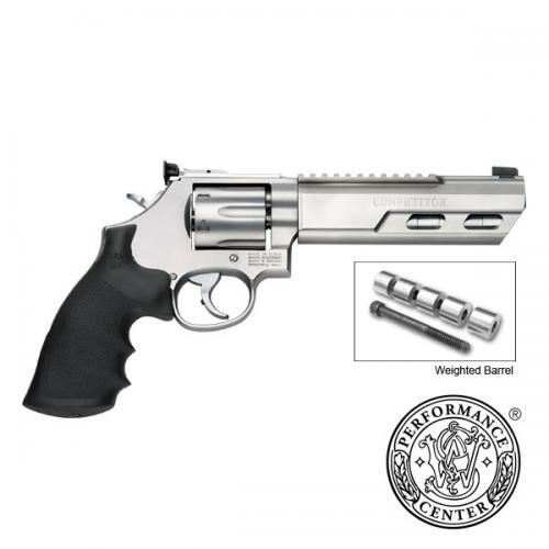 Smith and Wesson S&W Revolver Mod. 686 . Competitor Performance Center