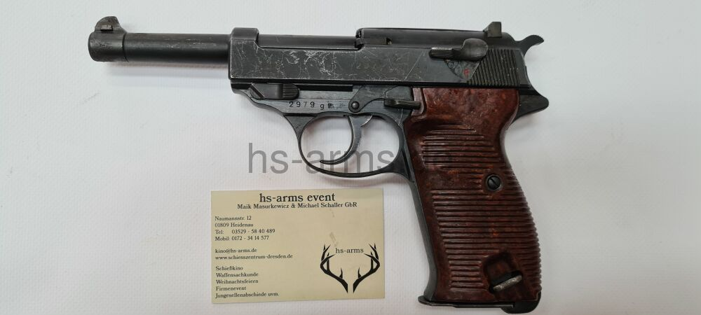 "Walther Walther P38 ""ac44"""