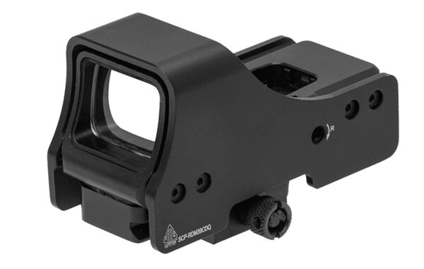 "UTG Leapers Reflex Sight 3.9"" Rot/Grün"