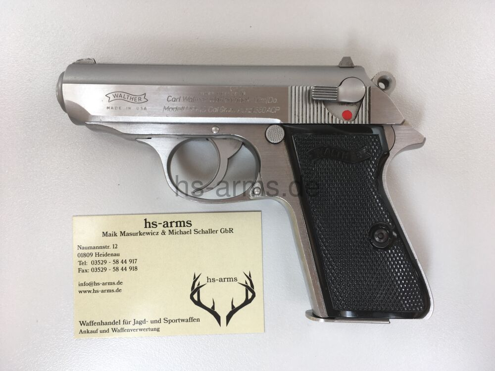 Walther Walther / Interarms - Mod. PPK / S