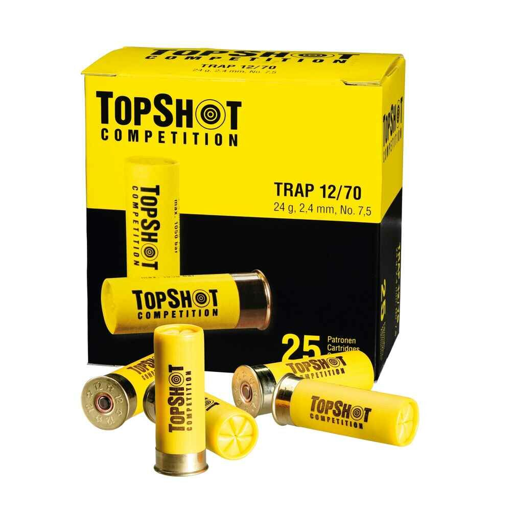Top Shot Trap 12/70 24 gr. 2,4 mm Sonderangebot!