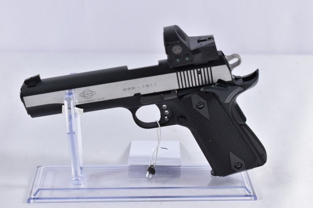 German Sport Guns 1911