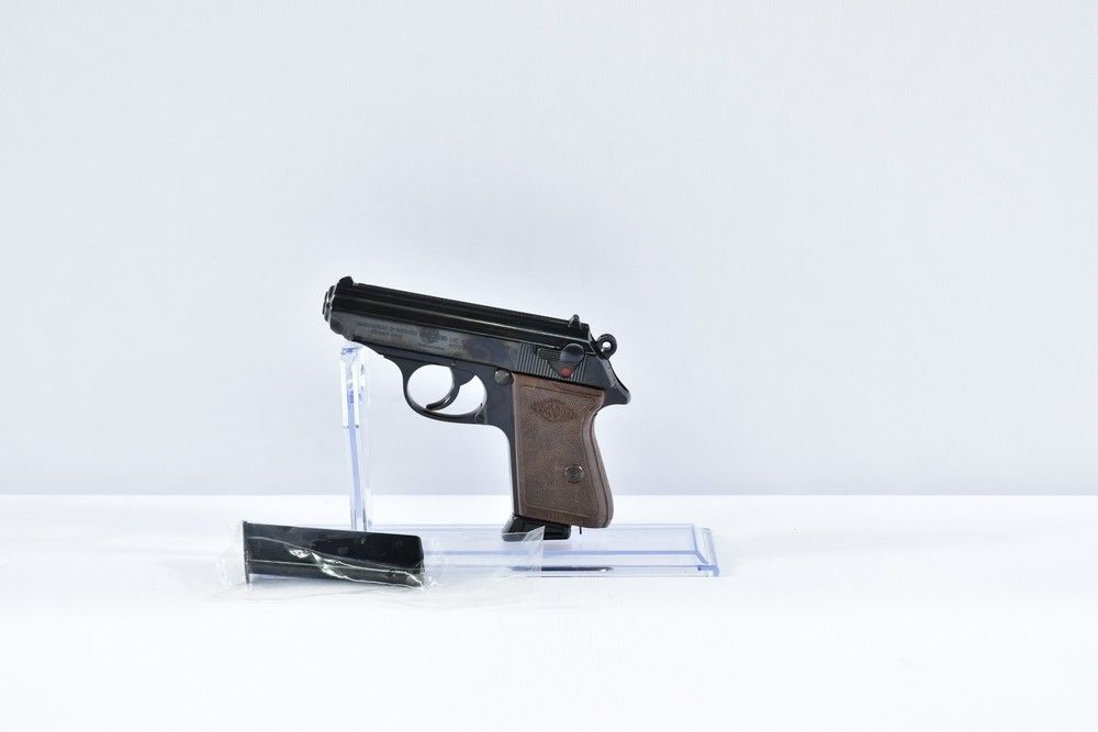 Walther PPK Manurhin