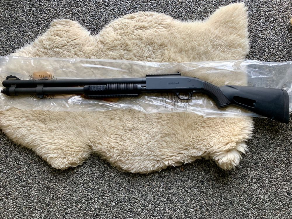 Mossberg 590A1 XS Security