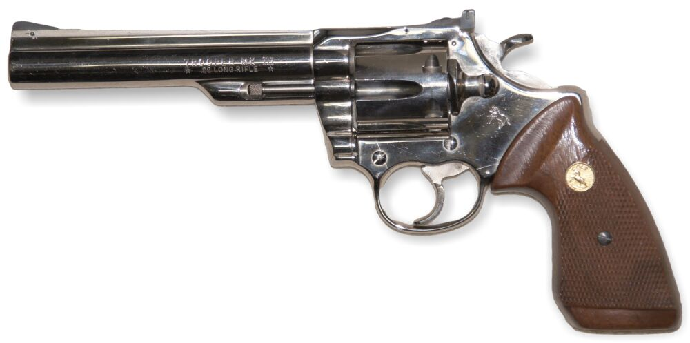 Colt, Hartford Trooper MK III