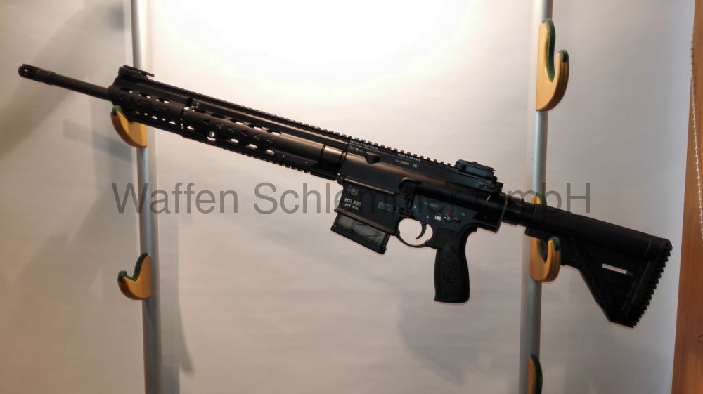 Heckler & Koch MR 308 A3 Slim Line HKey 16,5''