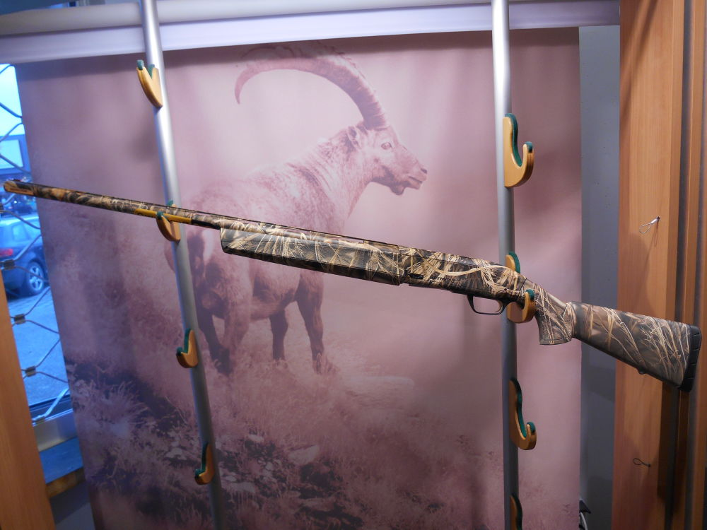 "Browning Maxus Camo ""Duck Blind"""
