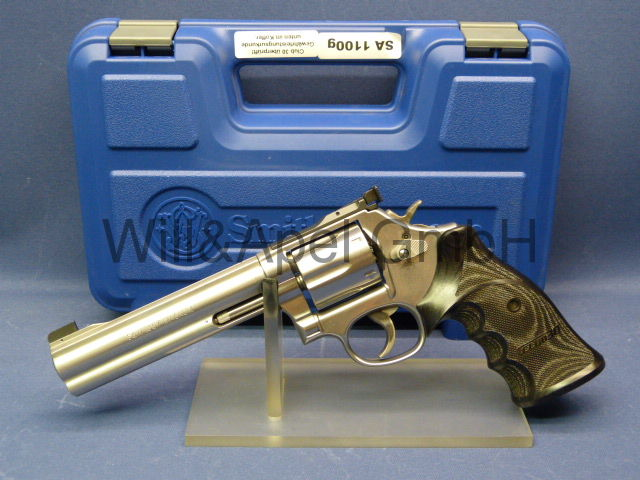 Smith & Wesson 686 W&A SCHEIBEN MEISTER