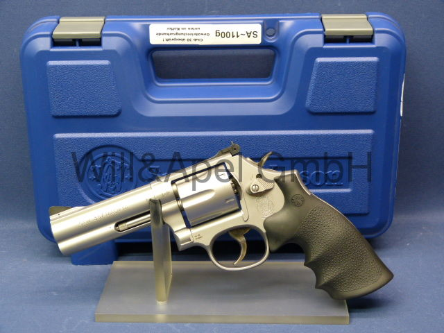 Smith & Wesson 686 Security Special